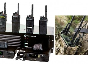 HF ,VHF  and UHF  Communications